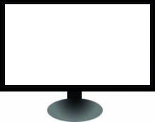 Grafik Fernseher