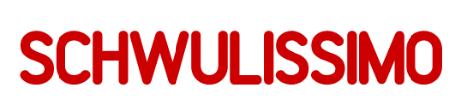 Logo Zeitschrift Schwulissimo